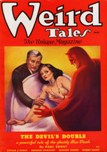 Weird Tales, May 1936
