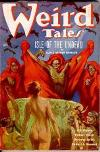 Weird Tales, October 1936