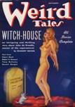 Weird Tales, November 1936