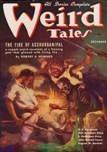 Weird Tales, December 1936