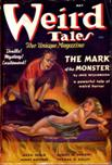 Weird Tales, May 1937