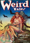 Weird Tales, January 1938