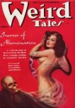 Weird Tales, March 1938
