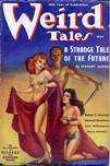 Weird Tales, May 1938