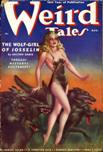 Weird Tales, August 1938