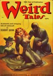 Weird Tales, September 1938