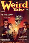 Weird Tales, January 1939