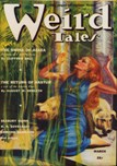 Weird Tales, March 1939