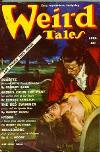 Weird Tales, April 1939