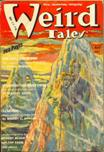 Weird Tales, May 1939