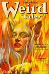 Weird Tales, August 1939