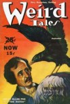 Weird Tales, September 1939
