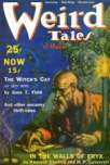 Weird Tales, October 1939