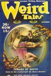 Weird Tales, November 1939