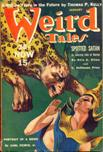 Weird Tales, January 1940