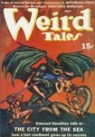 Weird Tales, May 1940