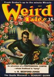 Weird Tales, July 1940