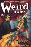 Weird Tales, November 1940