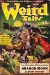 Weird Tales, January 1941