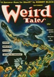 Weird Tales, September 1941