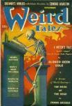 Weird Tales, November 1941