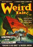 Weird Tales, May 1942