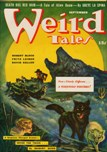 Weird Tales, September 1942