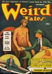 Weird Tales, November 1942