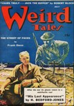 Weird Tales, July 1943