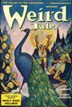Weird Tales, November 1943