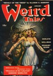 Weird Tales, January 1945
