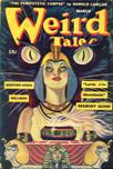 Weird Tales, March 1945