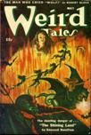 Weird Tales, May 1945