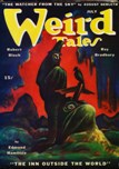 Weird Tales, July 1945