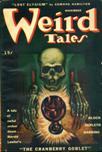 Weird Tales, November 1945