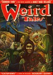 Weird Tales, July 1946