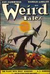 Weird Tales, May 1947