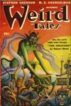 Weird Tales, November 1947
