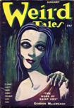 Weird Tales, January 1951