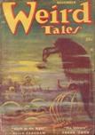 Weird Tales, November 1952