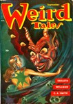 Weird Tales, September 1953