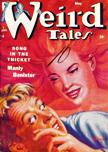 Weird Tales, May 1954
