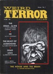 Weird Terror Tales, Winter 1969