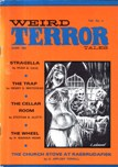 Weird Terror Tales, Fall 1970