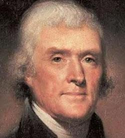 Thomas Jefferson - The Luminist Archives