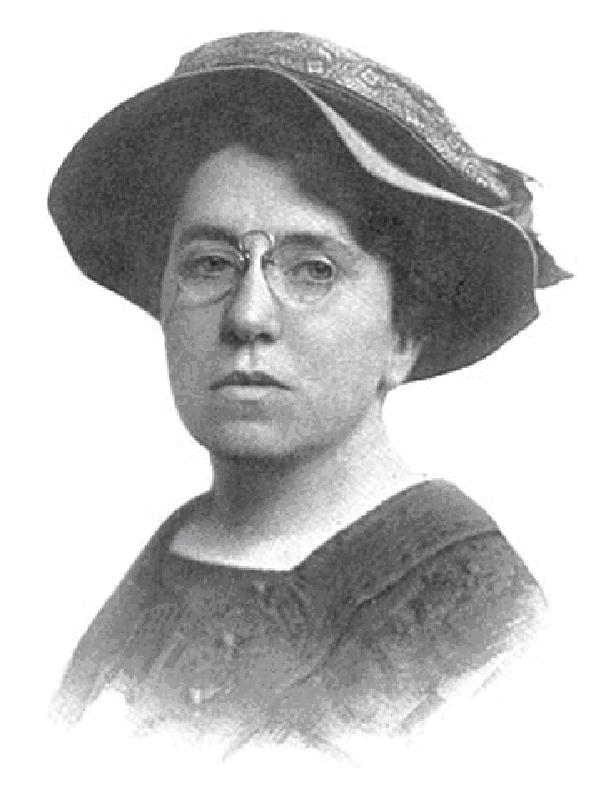 emma goldman essay anarchism Anarchism and other essays: biographic sketch, by hippolyte havel preface excerpts from trial and speeches of alexander berkman and emma goldman mother earth publishing association, new york: letter from roger baldwin to goldman, emma, nov 24.