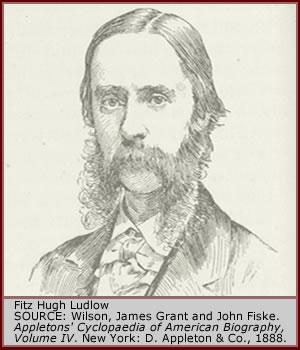 Fitz Hugh Ludlow (1836-1870)