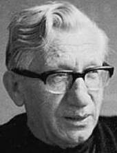 Dr. Albert Richard Riedel a.k.a. Frater Albertus Spagyricus  (1911 – 1984)