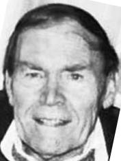 Harry Christopher Crosby a.k.a. Christopher Anvil (1925 – 2009)
