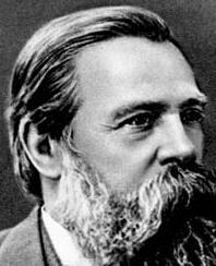 Friedrich Engels (1820 – 1895)